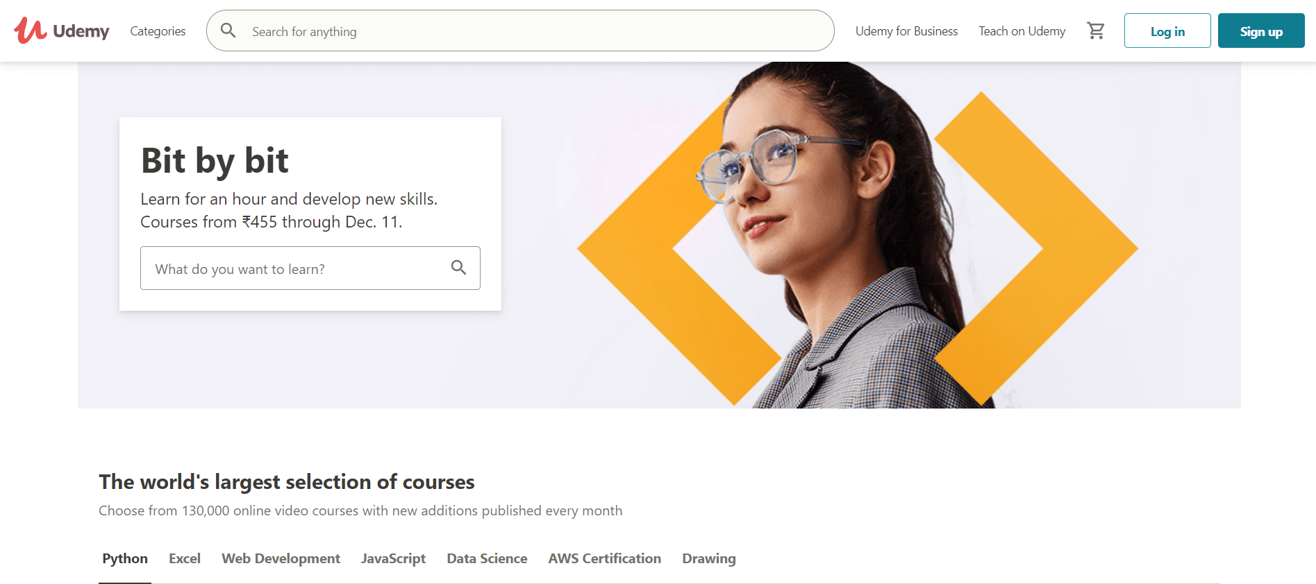 Udemy-Overview